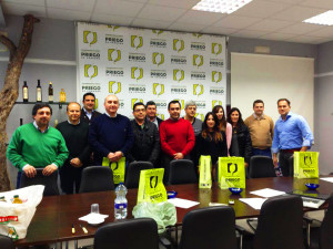VIRGIN OLIVE OIL SENSORY ANALYSIS COURSE OF PDO PRIEGO DE CORDOBA