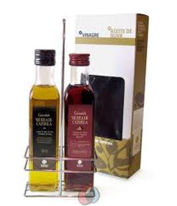 Sierra De Segura olive oil