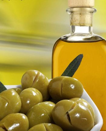 unrefined olive oil